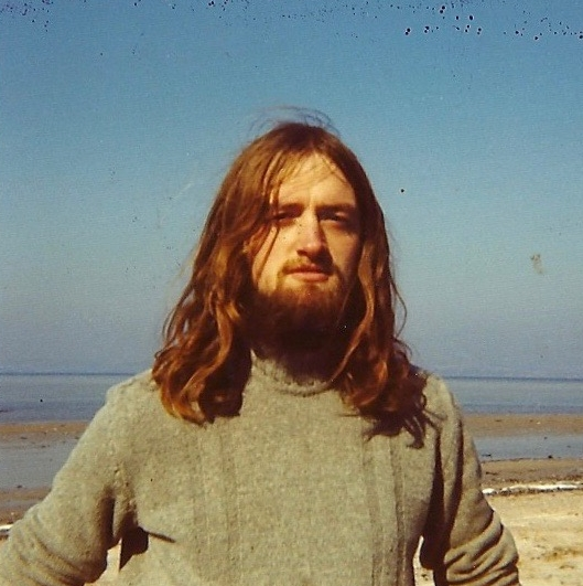 Noel McDonald in the early 1970s