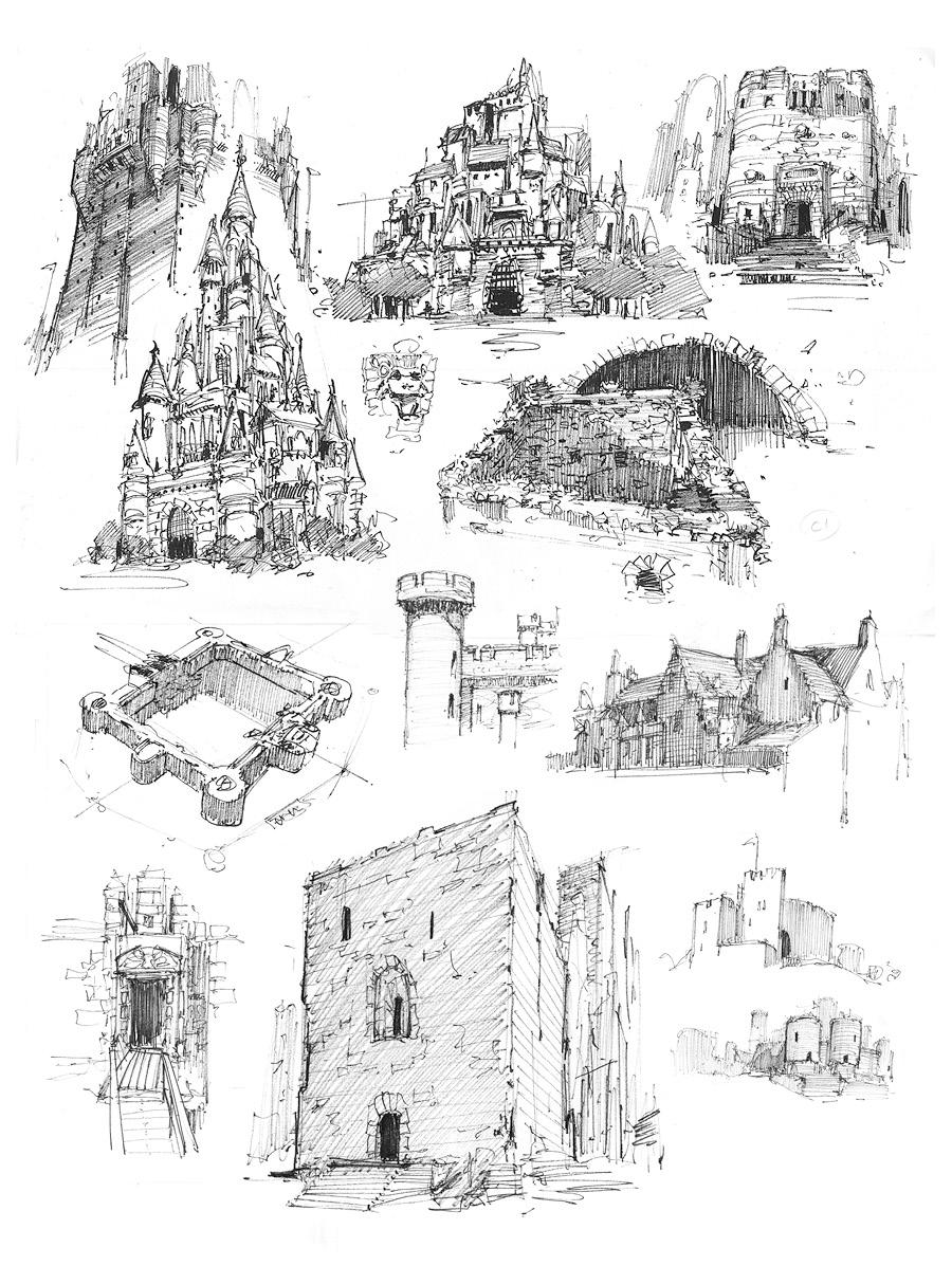 Castle Studies