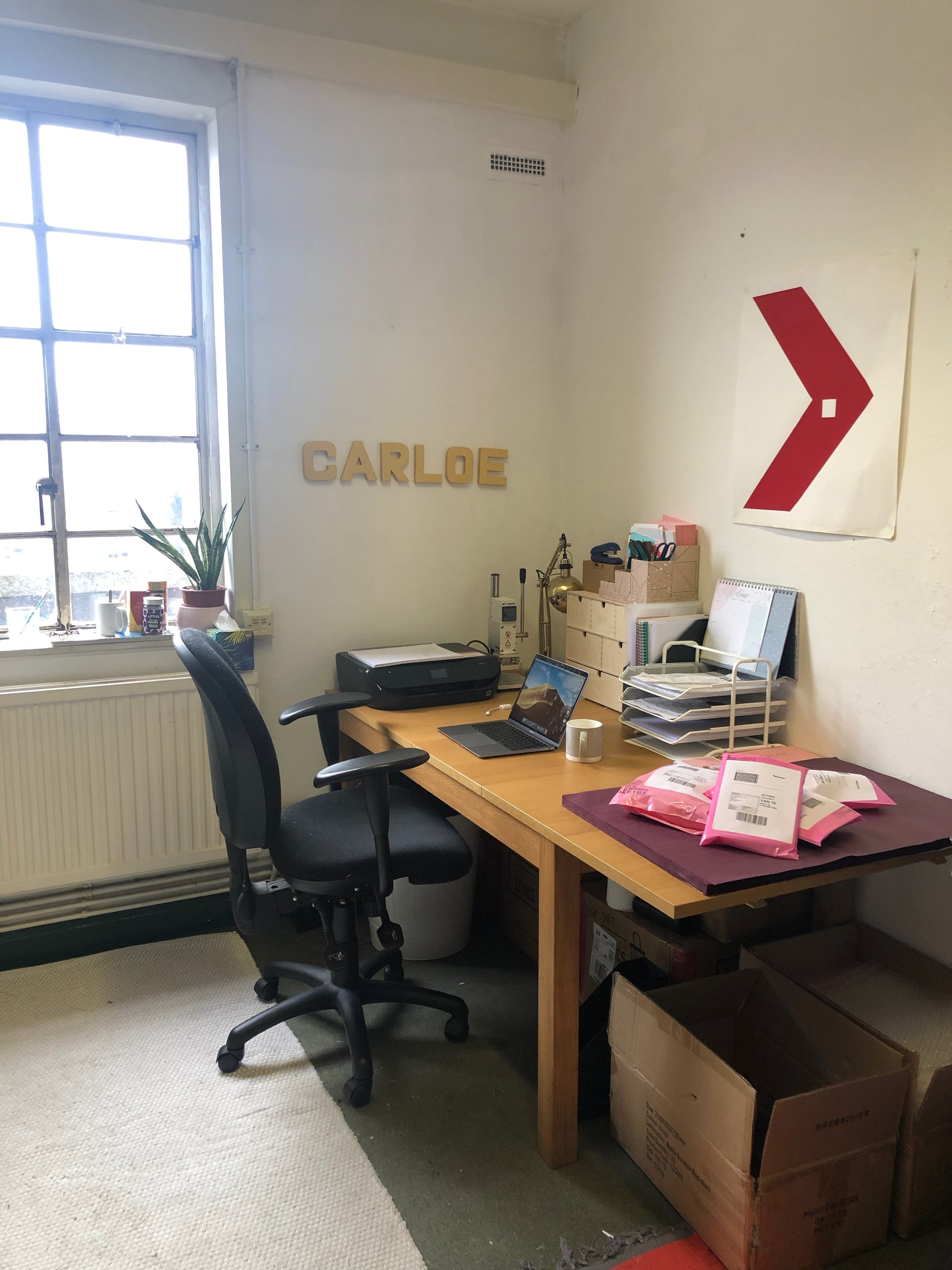 Big news for Carloe London HQ this week..... -