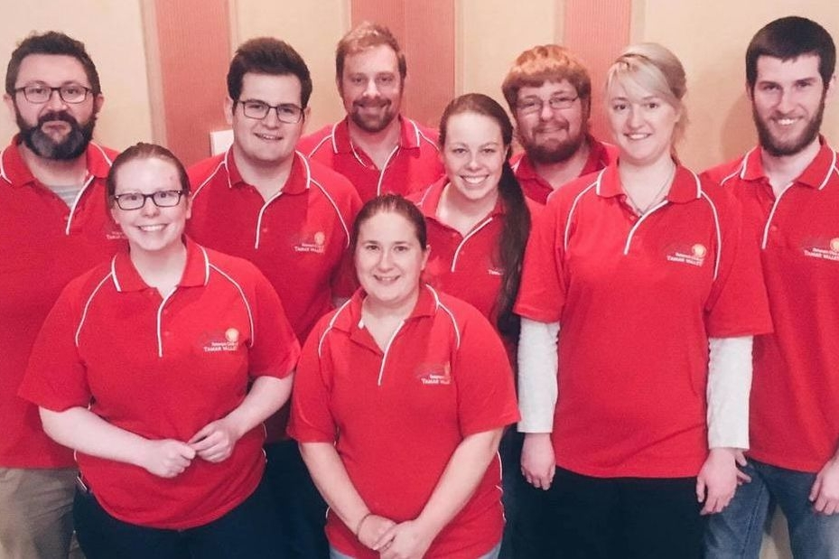 Rotaract Clubs - Rotaract clubs bring together people ages 18-30 in the three major Tasmanian regions to organise service activities, develop leadership skills, and socialise.