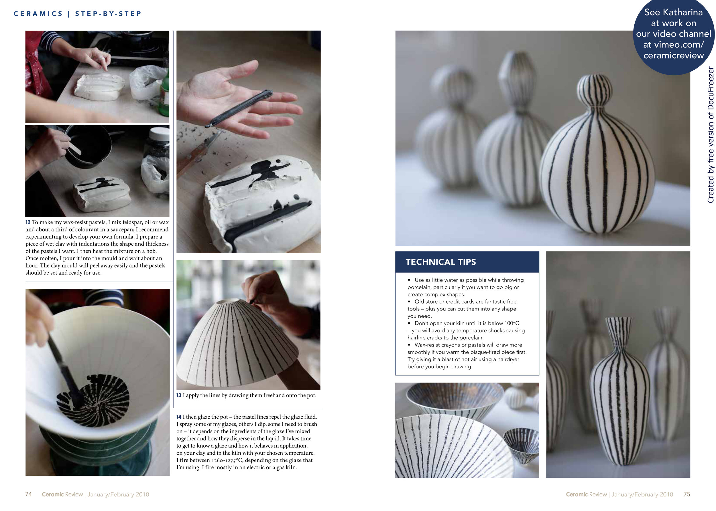 Ceramic Review Issue 289