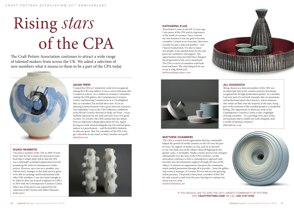 CPA RISING STARS –Ceramic Review 293 Sept Oct 2018.jpg