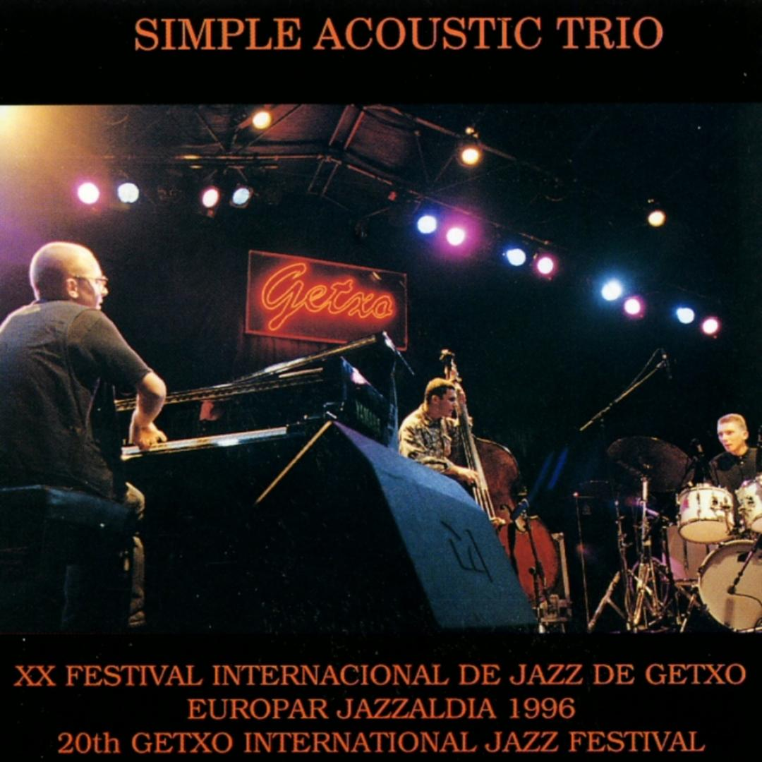 "Simple Acoustic Trio ""20th Gexto Jazz Festival"""