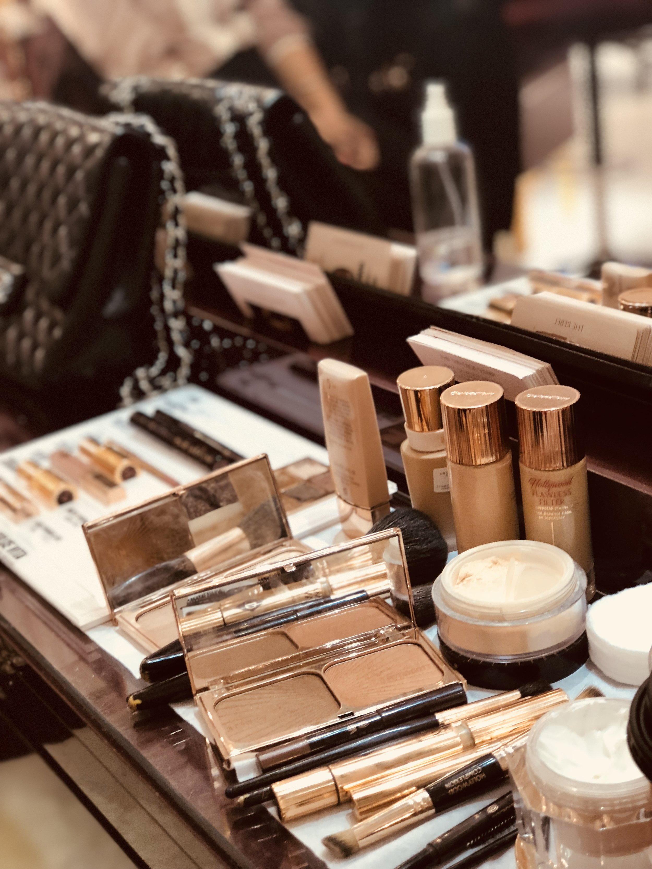 Charlotte Tilbury: Make-Up Session