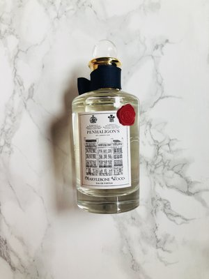 Penhaligon's   New Marylebone Wood perfume from Penhaligon's Summer Collection with a hint of amber and oud, and summer freshness.