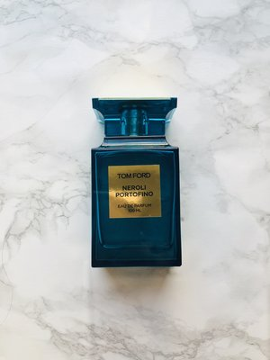 Tom Ford    Neroli Portofino,  the new summer fragrance is my preferred perfume this season, fresh and subtle,with a hint of Amalfi Coast of Italy.