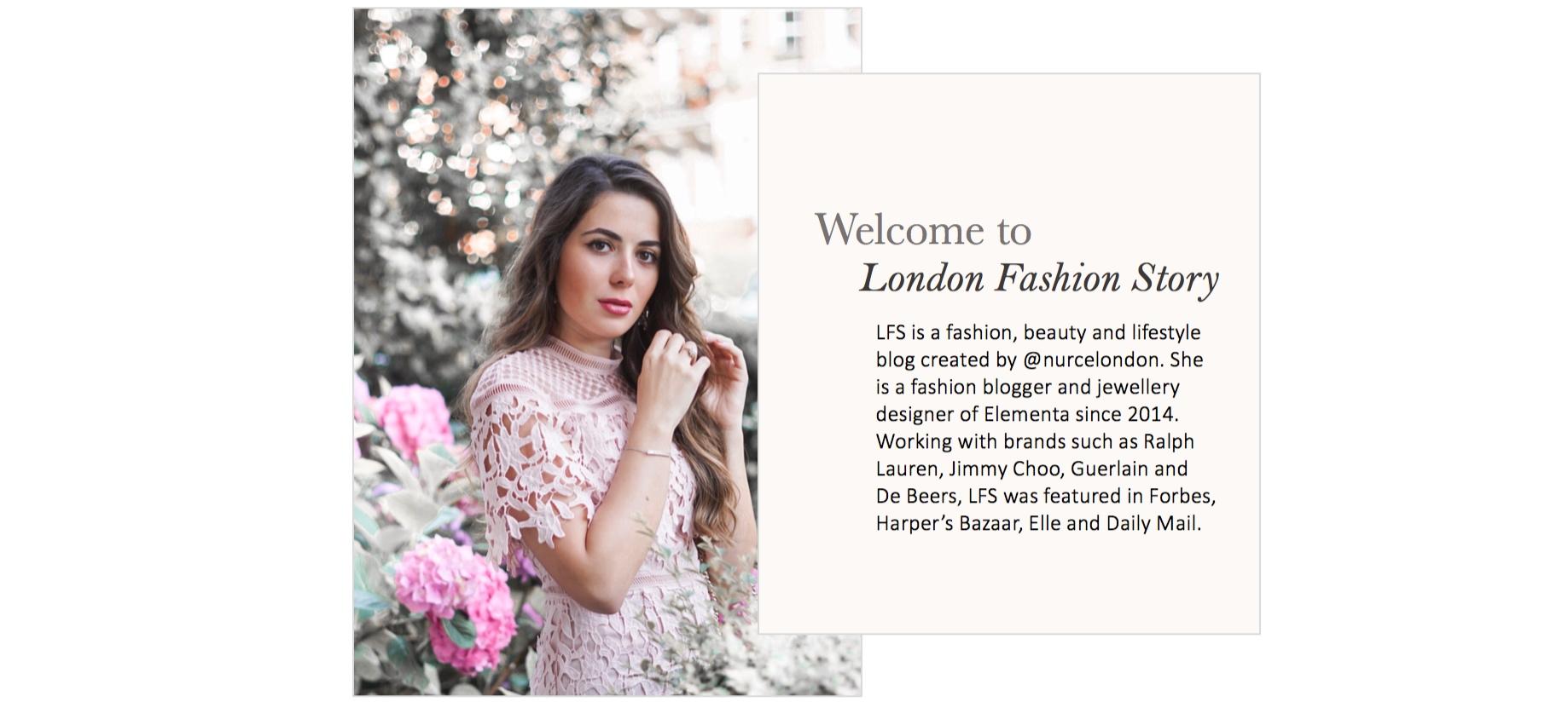 London Fashion Story