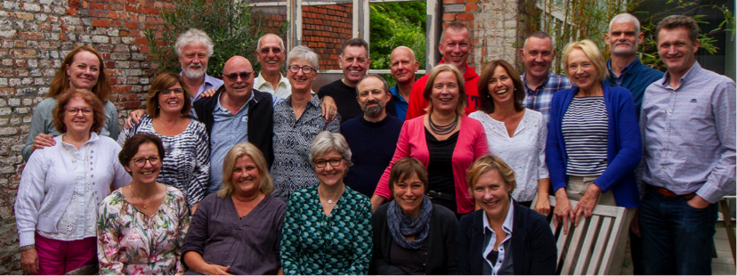 22 Facilitators of the Relational Presence Network
