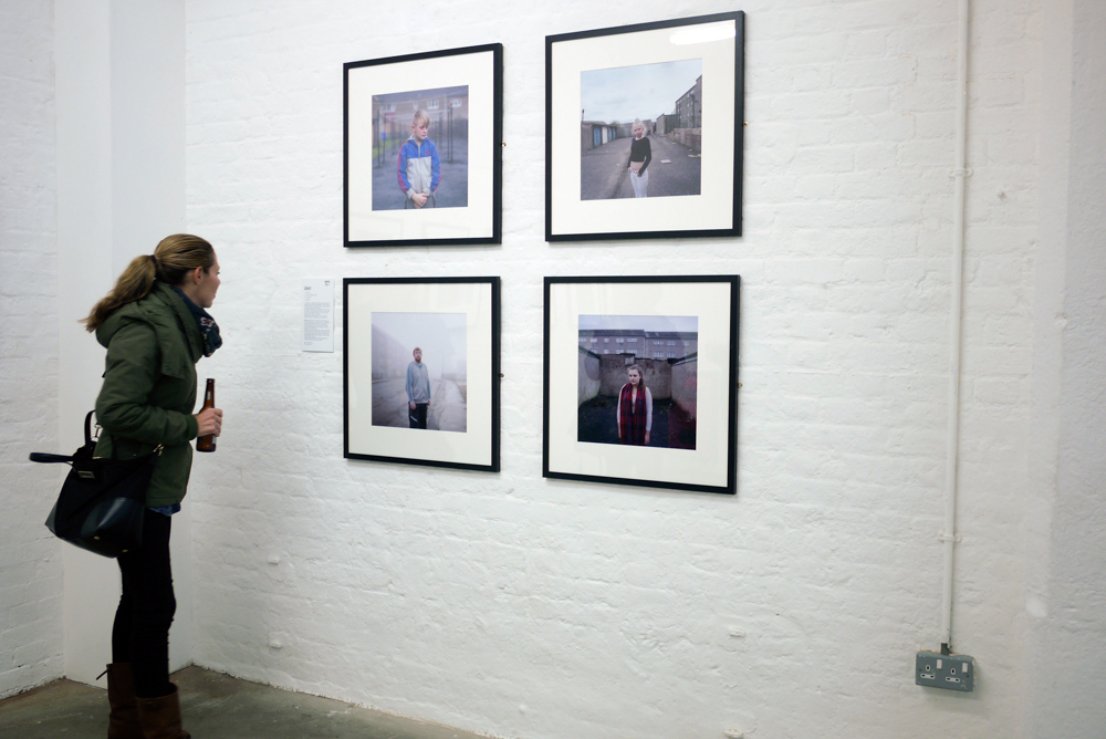 Royal Photographic Society IPE160 at The Old Truman Brewery