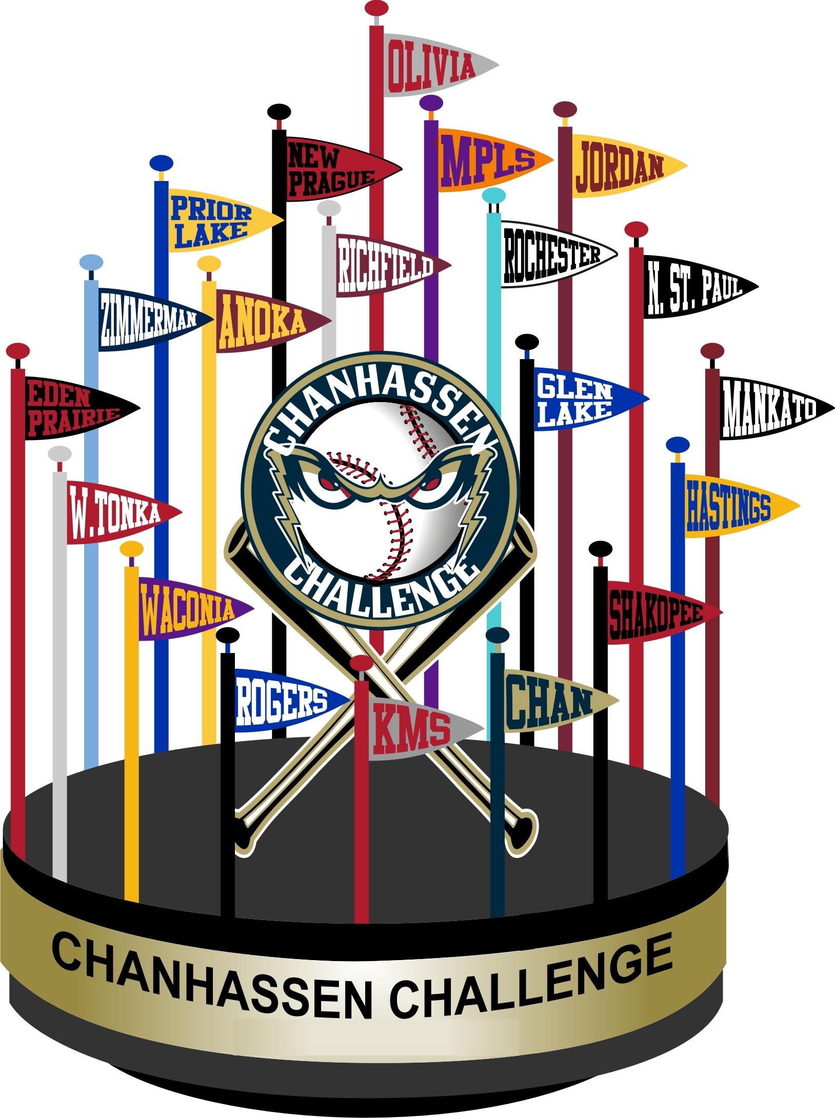Chanhassen Challenge Trophy logo.jpg