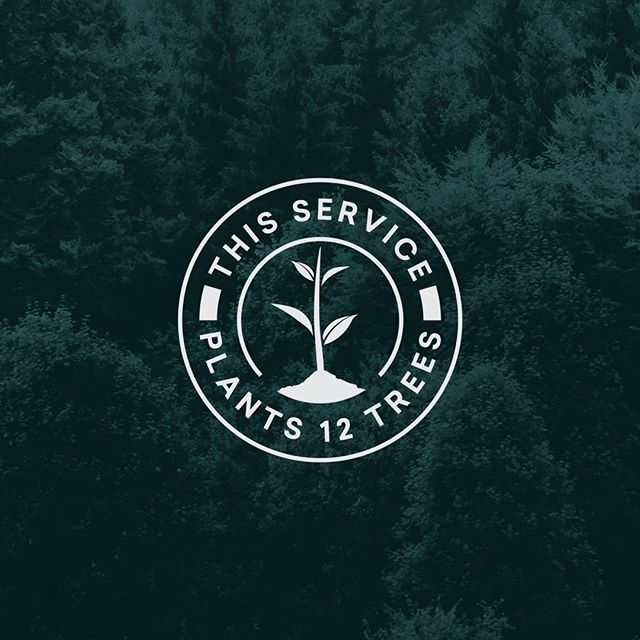 9,000 gallons of storm water absorbed, 3,120 pounds of oxygen created, 720 pounds of pollutants filtered, 576 pounds of carbon dioxide removed, and the cooling power of 120 air conditioners. That's what 12 trees create in a year. That's what booking your services with us creates! 🌲 - We're partnered up with a non-profit focused on global reforestation and when you book your project with us, we plant 12 trees in areas affected by forest fires. So far, we've planted almost 300 trees! 🌳 - Not only are you helping your brand, but you're also helping the Earth. Book your next project with us and read more about our 12 tree initiative via the link in my bio. 🌴 . . . #madebyhands #designporn #creativeladydirectory #designlife #fwportfolio #graphicdesigncentral #graphicdesigner #patterndesign #minimaldesign #designoftheday #illustrationartist #illustrationartists #illustrationdaily #traveldesigner #illustratorsoninstagram #logodesigns #branddesign #branddesigner #brandstylist #creativehappylife #onetreeplanted #designforgood #dogoodbegood #globalreforestation #websitedesign #logodesigner #badgedesign #designagency #beingboss #fwportfolio