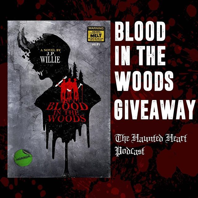 Hey Haunted Heart fam! As you may have heard in this week's episode we're doing a a very special giveaway! We loved reading this absolutely brutal story written by @joewillie81 and want to share it with you! And you may also find a few extra goodies  in the giveaway as well 👀👀👀 #SUSPICIOUS . . . ****Rules**** Each of the following actions will earn you an entry into the drawing. The more you complete, the more entries you get. . . 🖤LIKE this post! 🖤 Repost this image using #bloodinthewoodsgiveaway. 🖤Comment and tag UP TO 5 friends. Each tag earns you an entry! 🖤You MUST be following us @thehauntedheartpodcast (please don't forget to turn on post notifications!) 🖤Follow us on Twitter at thehauntedheart 🖤LIKE us on Facebook at The Haunted Heart Podcast 🖤 Patreon members get an additional 5 entries just for being fucking awesome!! . . The giveaway will close at midnight, EST on 3/19. Entries will then be tallied and a winner will be announced on  Wednesday,3/20. Good luck, and STAY SPOOKY!!! #contest #giveaway #books #reading #horror #horrornovels #bloodinthewoodsgiveaway #bloodinthewoods #scary#brutal #fiction #truecrime #spooky #haunted #murder #podcast #instagram