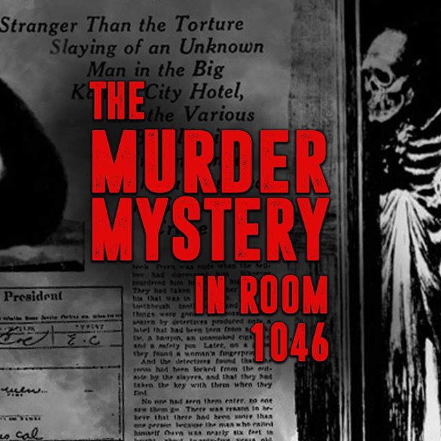 Welcome back listeners! It's Wednesday and we are here to get you through the rest of the week. On this episode, Kenny turns the tables on Katie and tells us all the story of a 1936 murder mystery that took place at the President Hotel in Kansas City, Missouri. Kenny tries to answer the questions of who the man known as Roland T. Owen was but most importantly...who killed him? Was it the dutiful maid with her terry cloth towels? Was it a secret homosexual lover? Or was it the mysterious woman who sent flowers to his funeral? So go ahead and grab your shit because it's time to check into The Haunted Heart Podcast. . . . #podcast #podcastrecommendation #listen #spooky #creepy #horror #witches #goth #thehauntedheart #trashtalent #instagram #podcastersofinstagram #murder #truecrime #truecrimecommunity #murder #mystery #truecrimepodcast