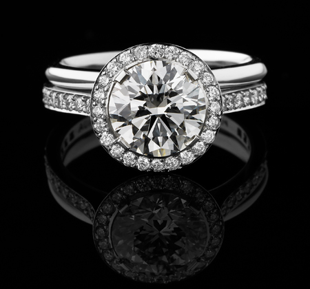BUNDA Sitara Diamond Ring