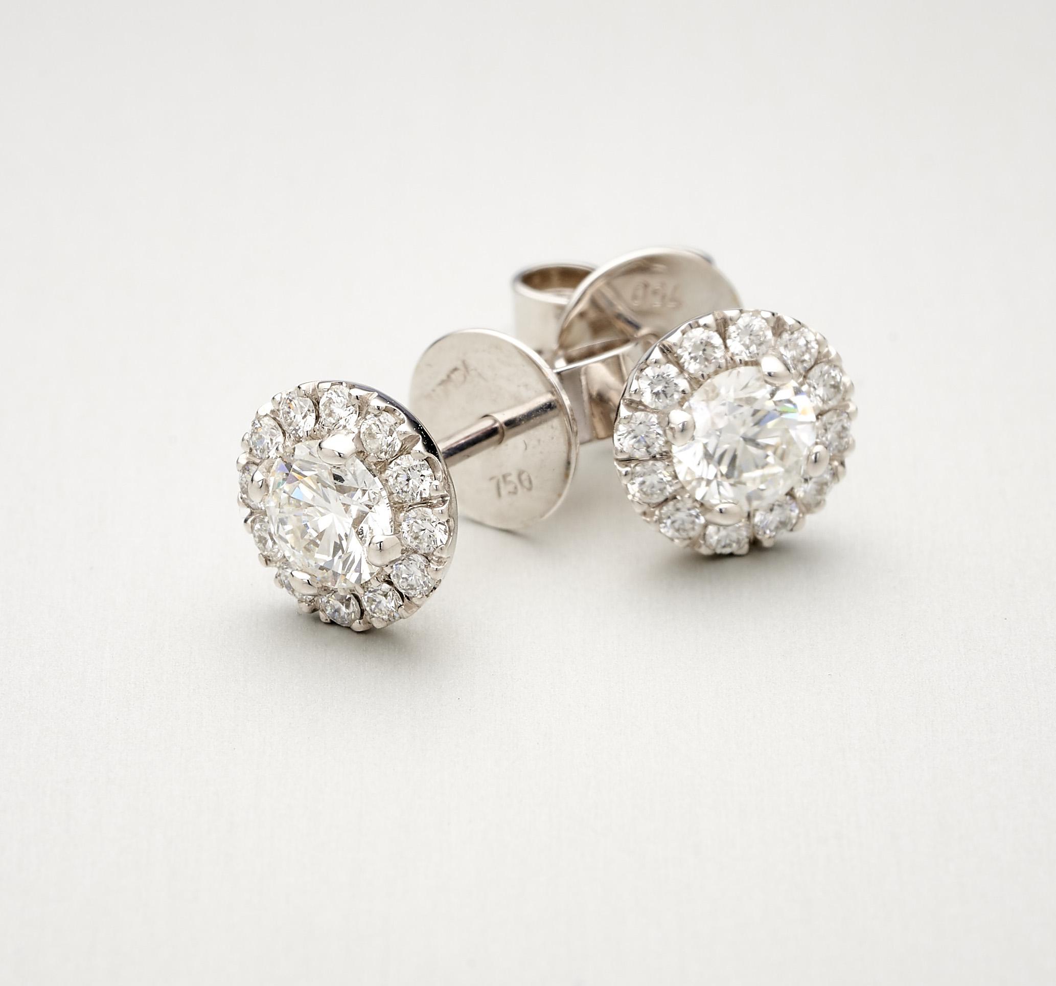 BUNDA Valentin Diamond Earrings $7,500