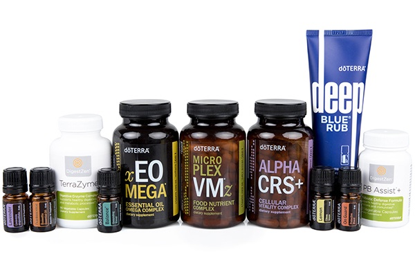 Healthy Habits Kit - Wellness is a combination of healthy habits and good lifestyle choices. This kit includes products recommended for daily use in order to achieve and maintain a healthy lifestyle.