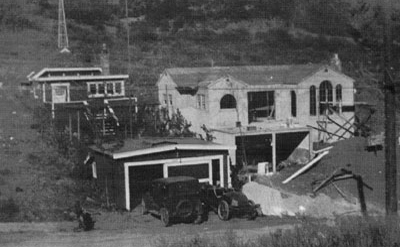 Development began to speed up in the 30's. Laurel Canyon Boulevard was regraded and widened to provide access to the San Fernando Valley.