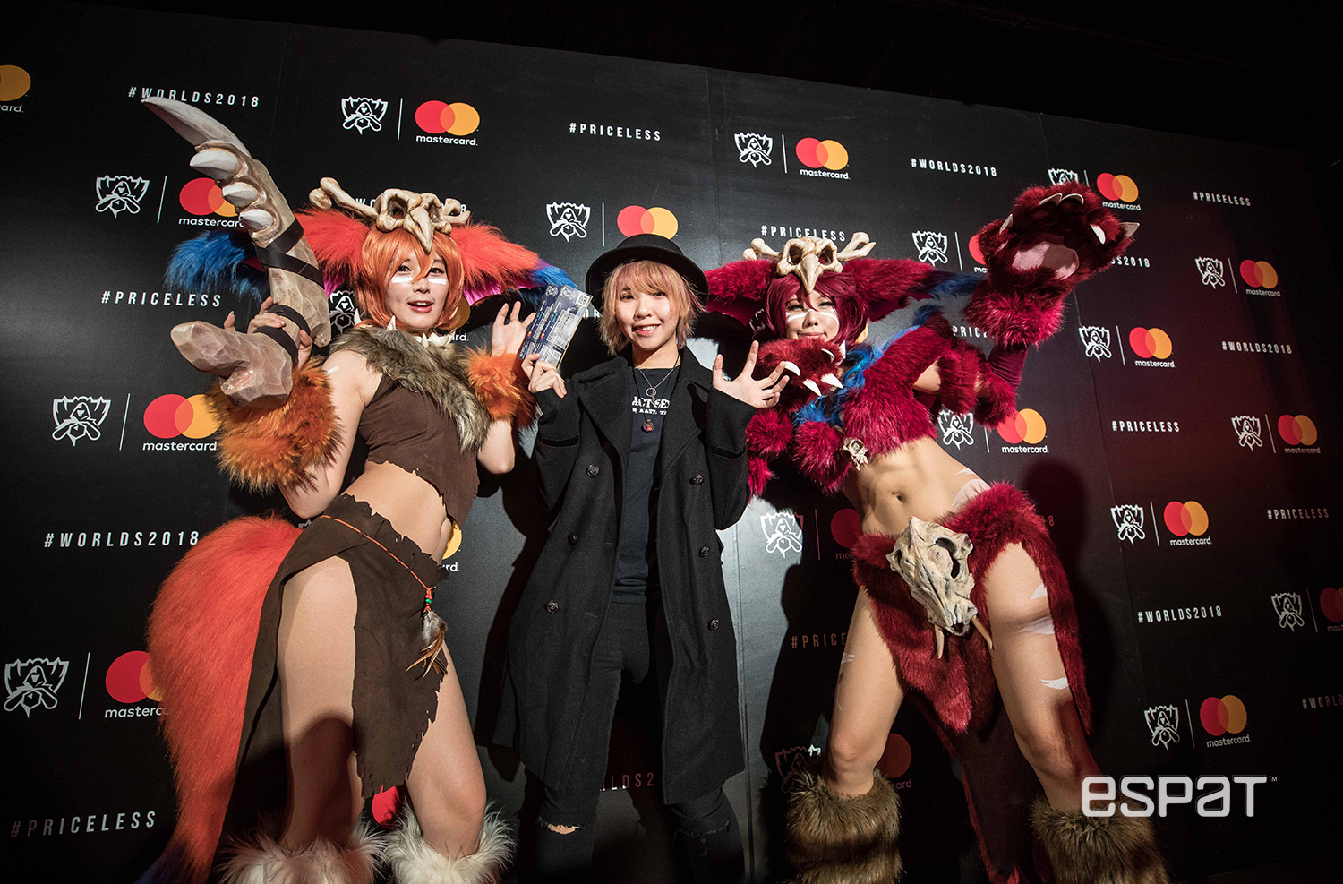 #PRICELESS - Mastercard Nexus during the 2018 League of Legends World Championship on November 2, 2018 in Incheon, South Korea.