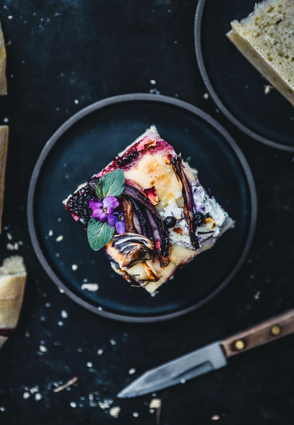Das Rezept für Rhabarer-Streuselkuchen stammt von meiner Oma.