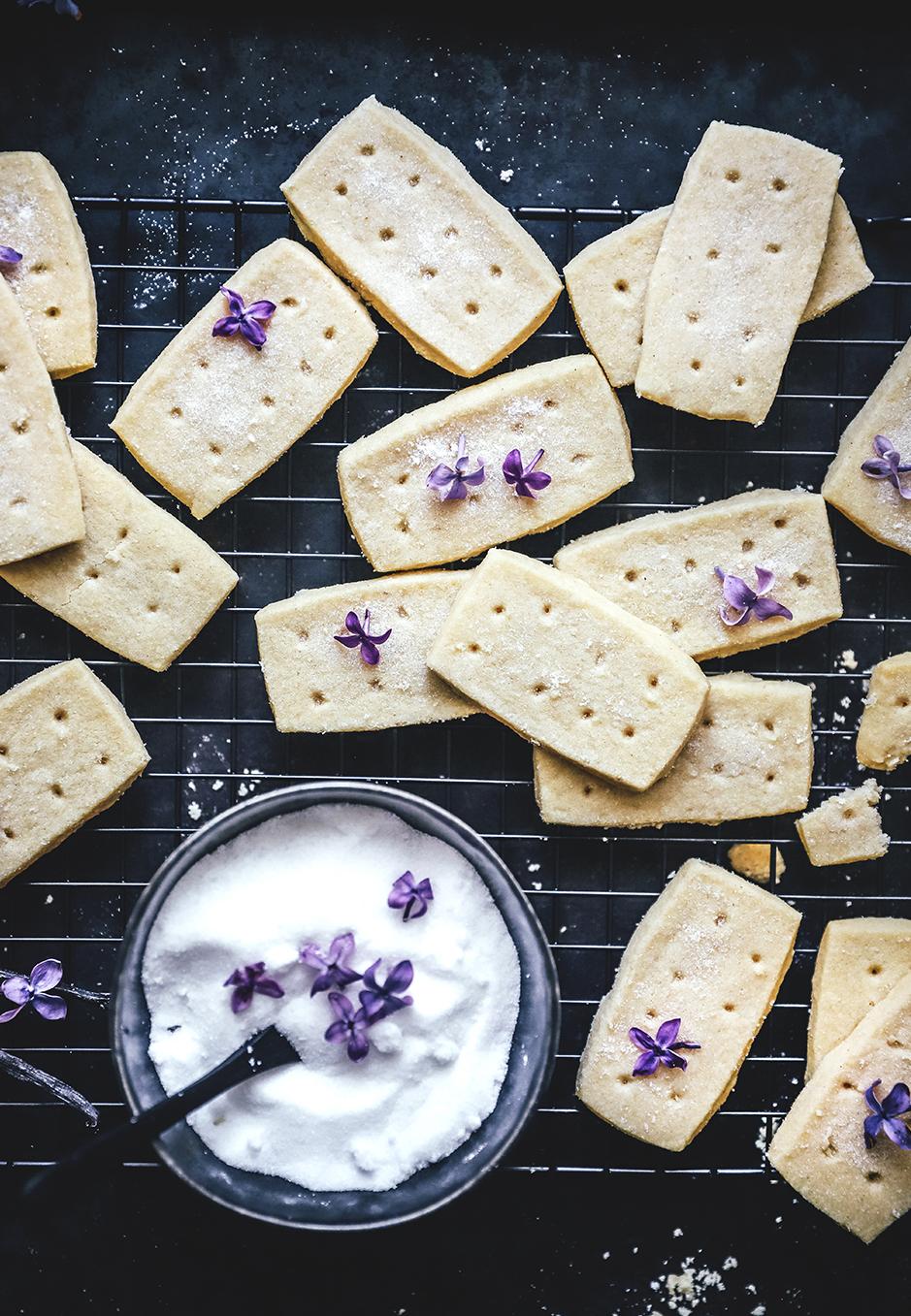Shortbread ist nicht nur mürbe und butterzart - es lässt sich auch schnell und einfach herstellen.