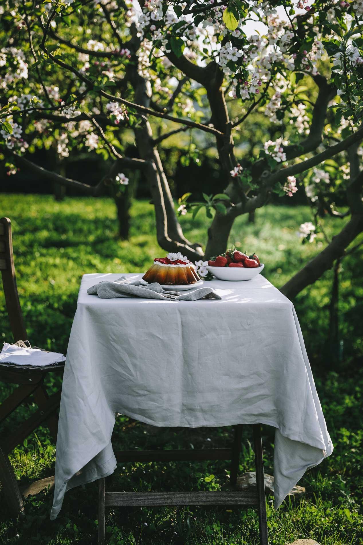 Na? Auch Lust auf einen Kuchen beim Camping im Piemont?