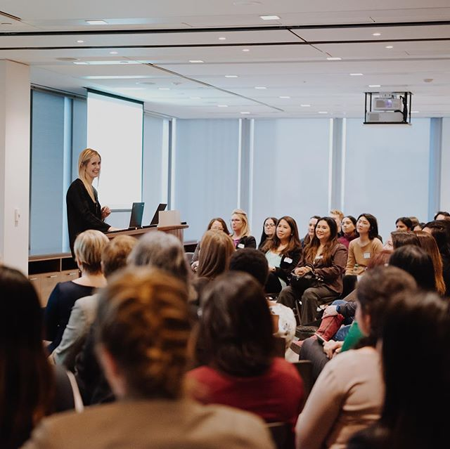 Why do so many people wait until they are at the top of their game to give back, to mentor others and to share all that they have learned along the way? Why wait?  A couple weeks ago, I had the honour of speaking at a Women in Leadership event in front of 100+ women. There I stood, mid career, feeling only part way through achieving my career goals finding so much to share with a room full of ambitious women (and men). What I have learned is that there are people out there that value hearing about your lessons as you rise. Don't wait until you are at the top of your game, BE the role model you want to see today!  Think of the huge impact we can make if each of us shared one career/leadership lesson with one person? Ready. Set. Go. . . . . . #bearolemodel #womeninleadershiptoronto #catapultyourcareer #determinedtosucceed #crushinggoals #careercoach #inspiringwoman #leadershipcoach #professionalwomen #ambitiouswomen #careerwomen #careersuccess #corporatewomen #womeninleadership #womenincorporate #womenontherise #womenwithpurpose #careeradvancement #successgoals #successtips #careeradvice #careertips #leadersinheels #leadershiptraining #careerdevelopment #careergrowth #highpotential #highperformancehabits #careerpath