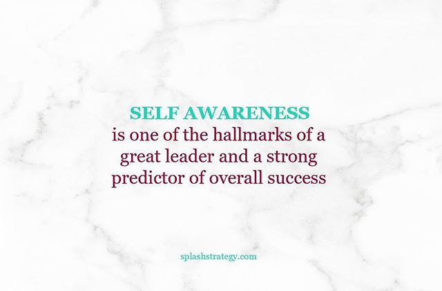 """Leadership begins with self-awareness"" said one of my trusted mentors about 10 years ago. At the time, I was so unaware of the interconnection between self-awareness, leadership and success. Not anymore! Self awareness is now the foundation of my work in career advancement and leadership development. I strongly believe that knowing who you are, how you show up and the impact you have on others is a strong predictor of overall success.  Self awareness is an ongoing process, and it is not something achieved by taking a one-off workshop or assessment; self awareness is diligent reflection that takes place over years.  What are you doing to increase your self-awareness as part of your leadership development journey?  #Selfawareness #womeninleadership #catapultyourcareer #determinedtosucceed #crushinggoals #careercoach #inspiringwoman #leadershipcoach #professionalwomen #ambitiouswomen #careerwomen #careersuccess #corporatewomen #womeninleadership #womenincorporate #womenontherise #womenwithpurpose #careeradvancement #successgoals #successtips #careeradvice #careertips #leadersinheels #leadershiptraining #careerdevelopment #careergrowth #highpotential #highperformancehabits #careerpath"