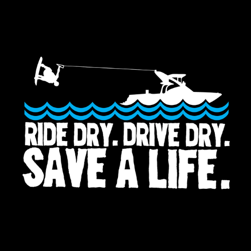 RIDE DRY. DRIVE DRY.