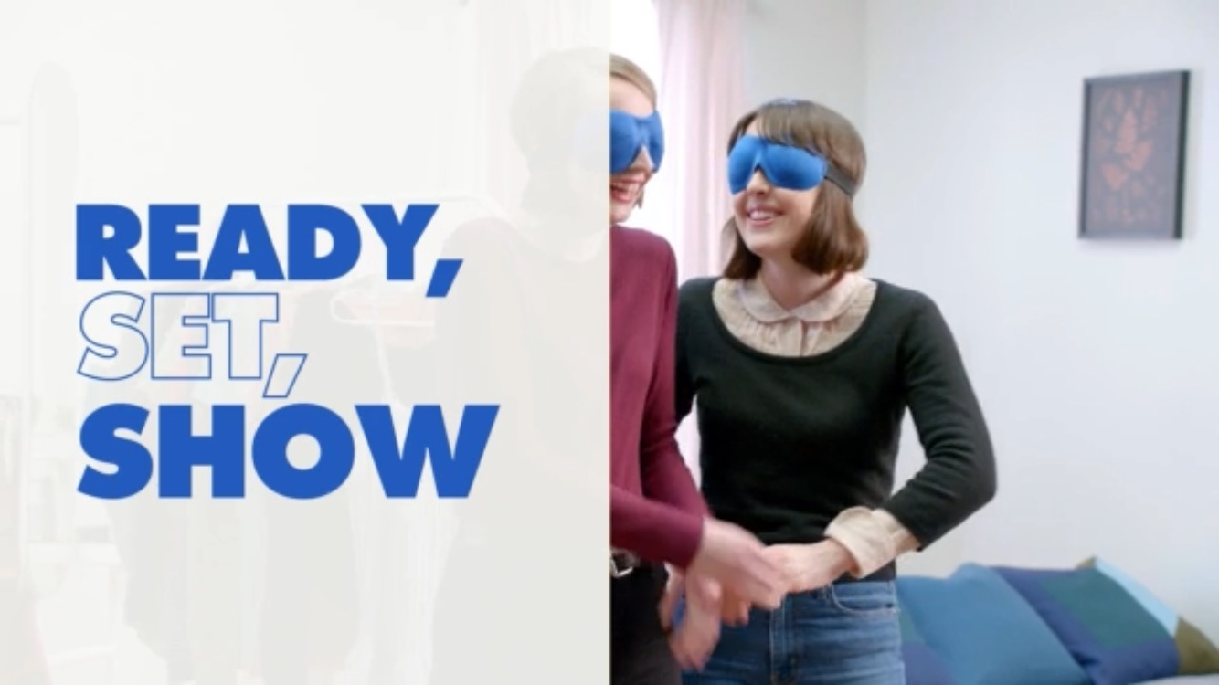 - Click here and watch Carly in an online advertisement campaign for IKEA