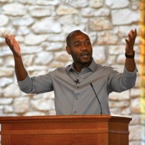 Rev. Meshach Kanyion  (M.Div., United Theological Seminary; B.A., Ohio State University)  Rev. Kanyion serves as the Senior Pastor of Friendship United Methodist Church in Wyoming, Ohio. Rev. Kanyion is passionate about spiritual formation and helping Christians discover true life transformation. He and his wife, Ashanti, have five young children.