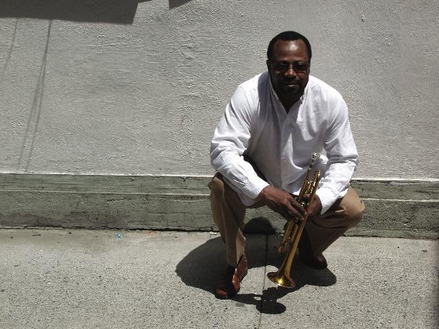 Eddie Allen - Trumpet, Jazz band