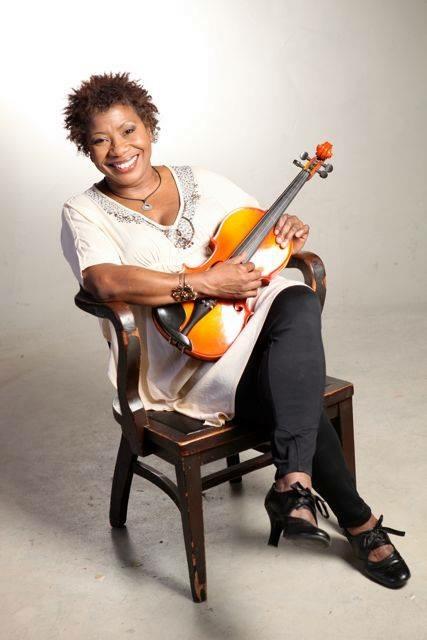 Pam Hamilton - Violin, viola, voice