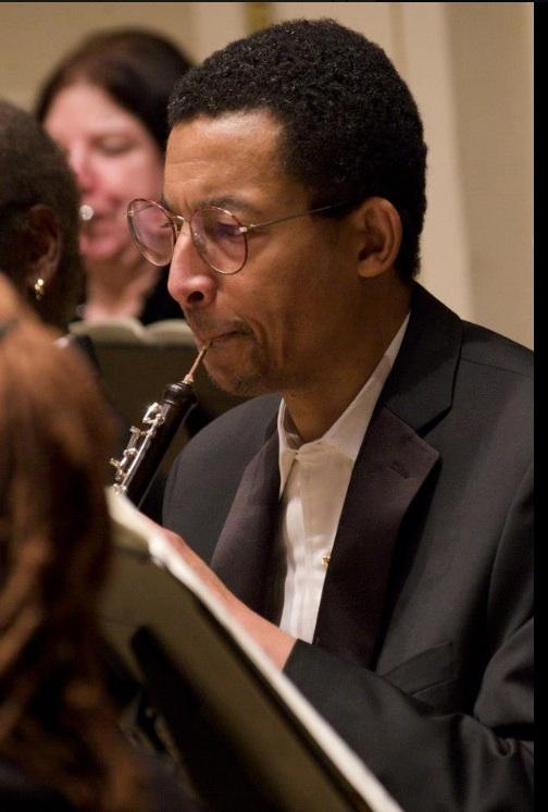 Jim Ferraiuolo - oboe,clarinet,sax,recorder