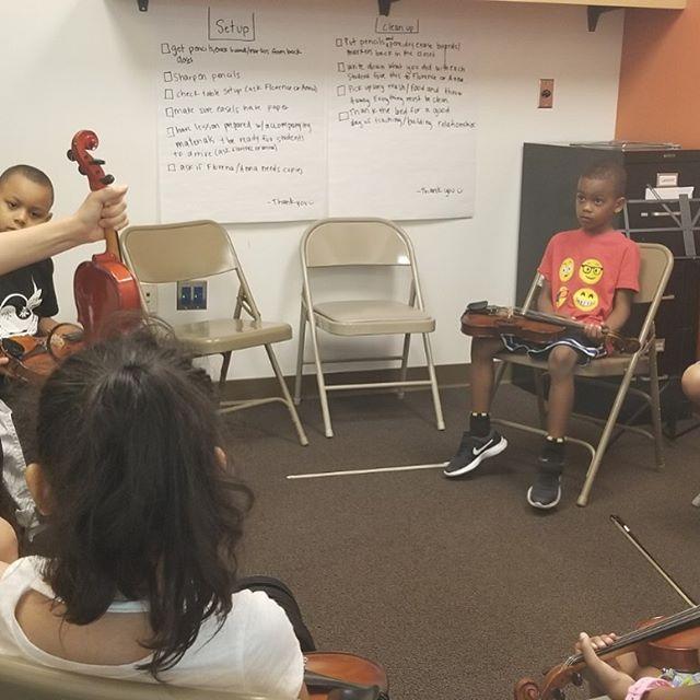 Fun Violin class#YoojinPark🌸
