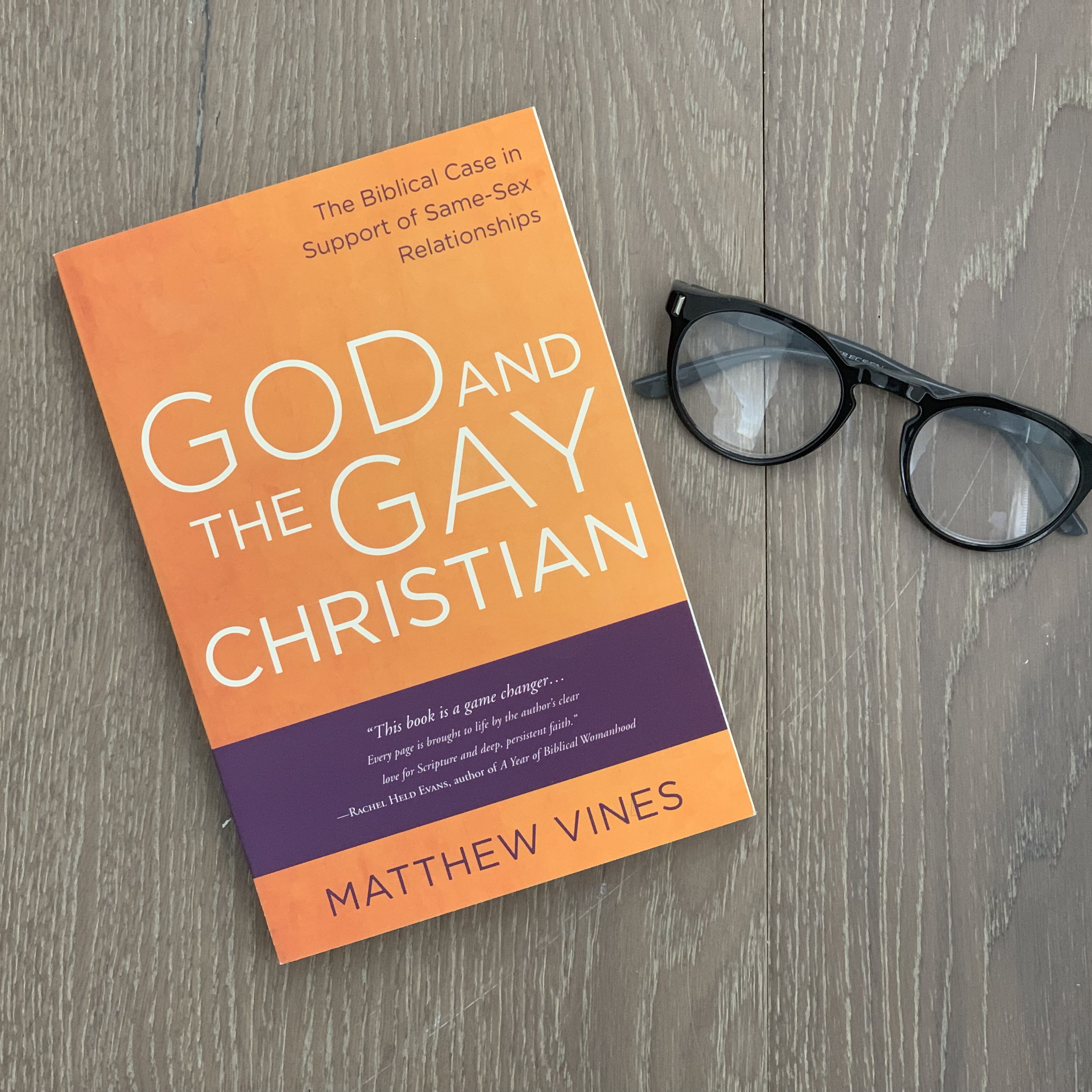 The Biblical case in Support of Same-Sex Relationships -