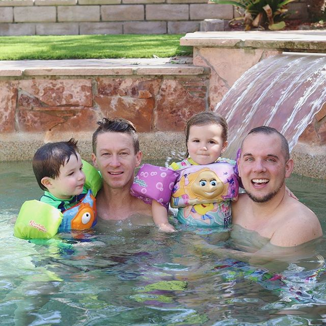 How is it being gay dads in spaces of faith? Find out in our interview with Mark & Bryan Keene.