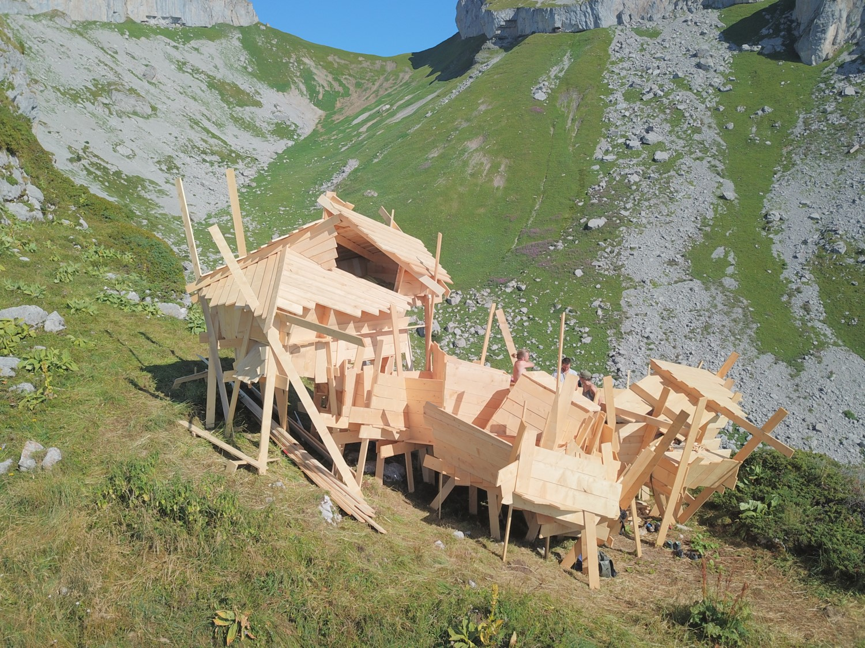 A5 - La cabane de l'ermite (Mayen)
