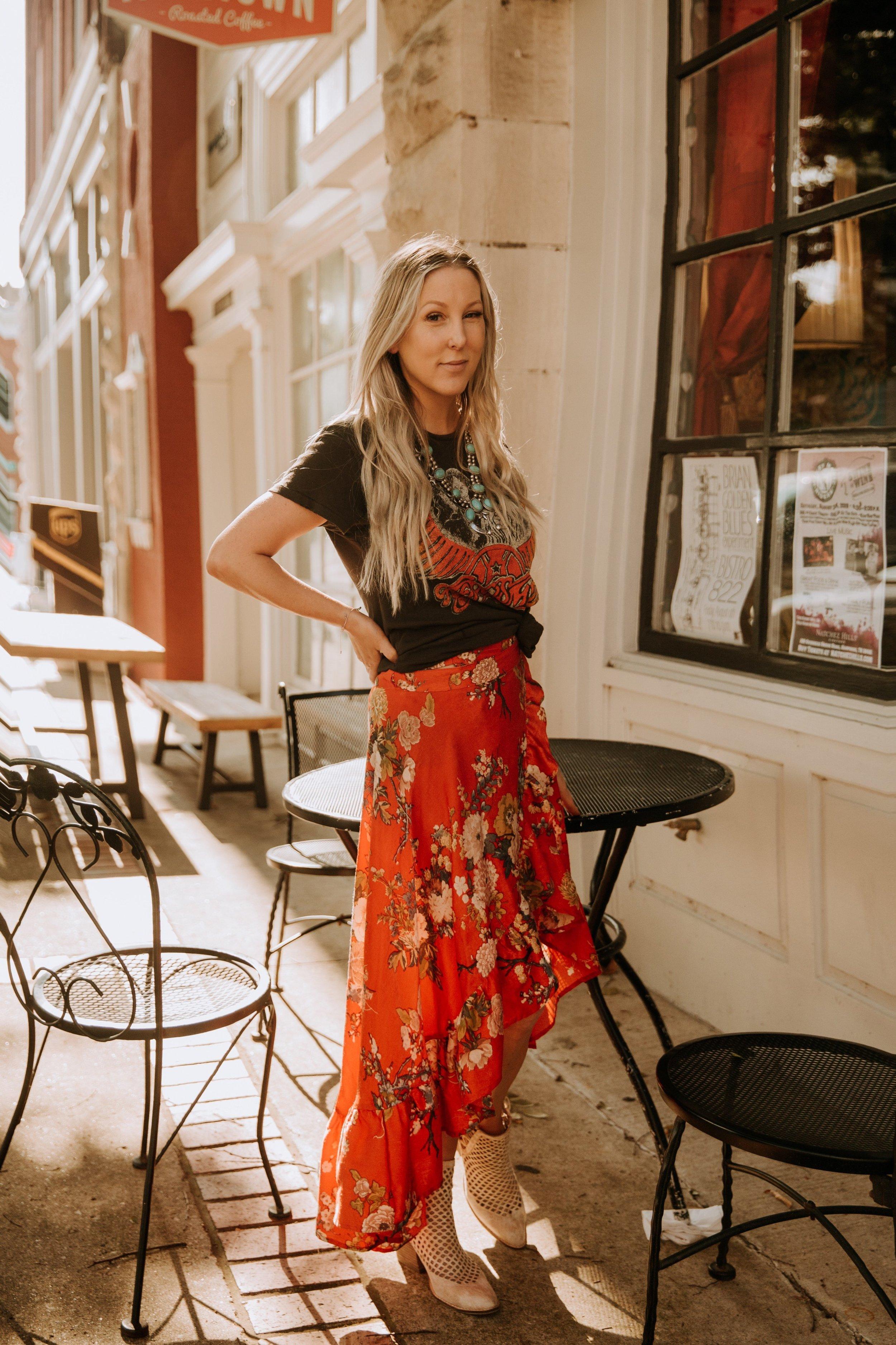 Jessie Mobley / Owner/ Head Stylist
