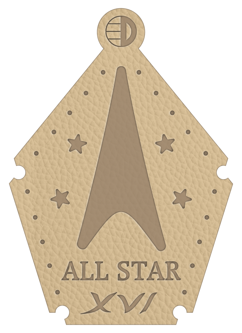 All Star XVI Logo
