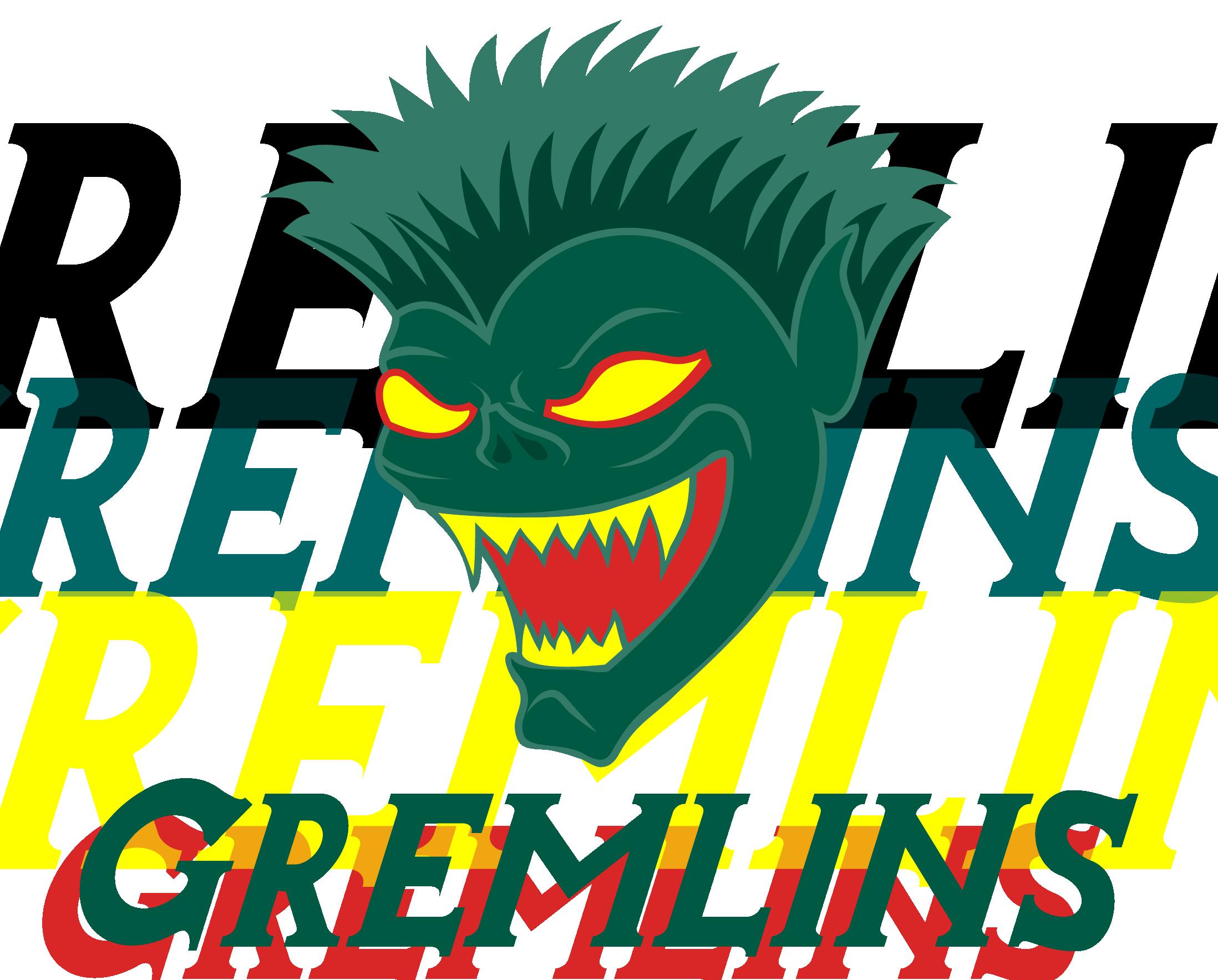 Gremlins XVII Branding