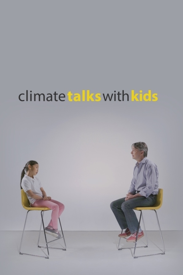 AVAILABLE ON BELL TV1 - The series is also available on Bell TV1 as a three-part show titled Climate Talks with Kids.
