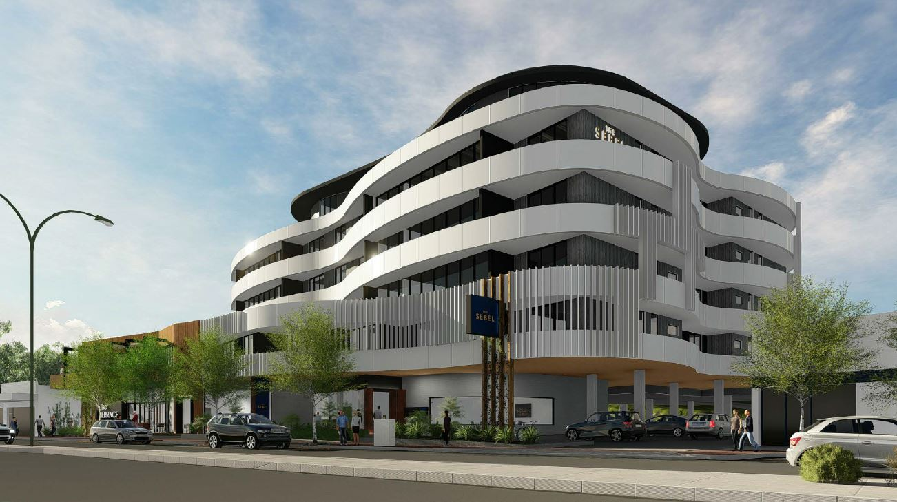 The Sebel Hotel Ringwood in Partnership with Accor Hotels.