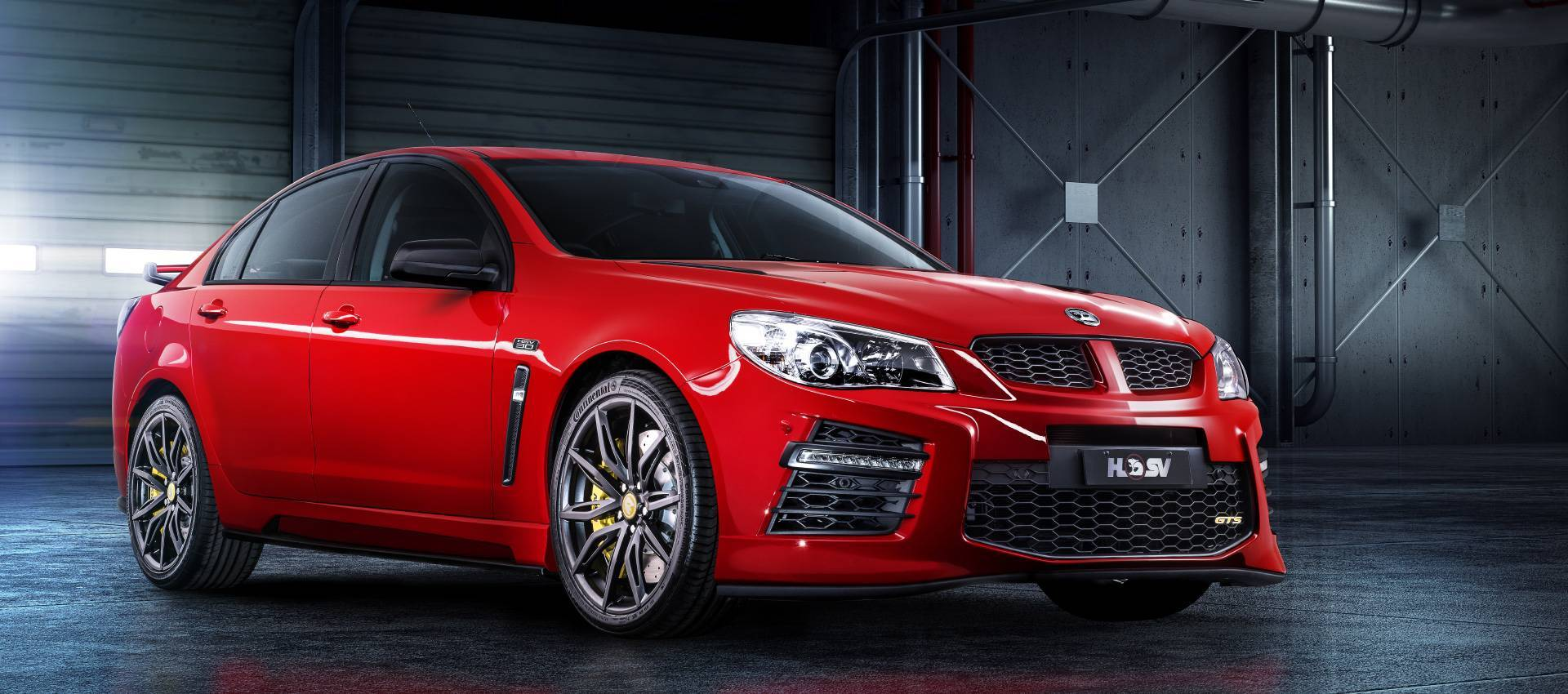 Booran Holden HSV stocks one of the last Australian made V8 thoroughbreds.