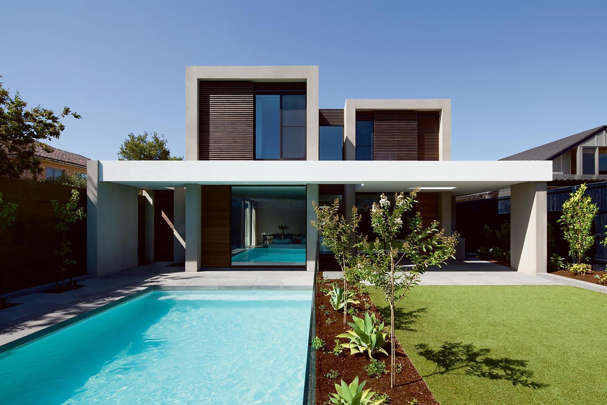 Brighton house by Inform Design.