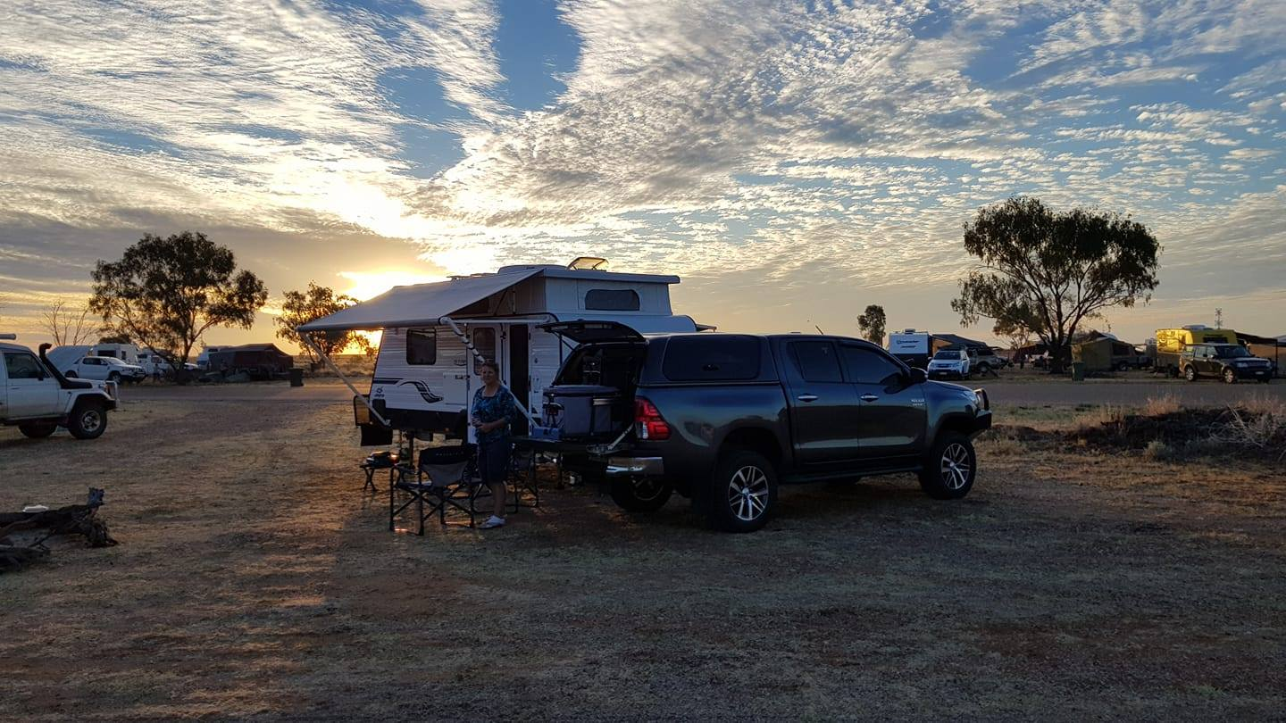 Real customers on their Australian outback tours. Shot by IMG: Micheal Johnson.