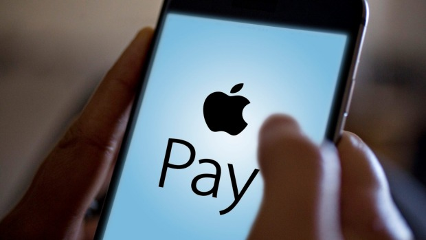 Apple pay is dominating the western retail world.