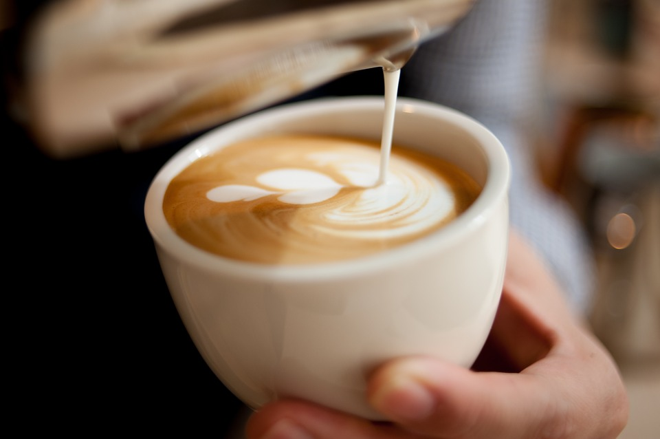 Australians buy approximately 2.2 million cups of coffee per day.