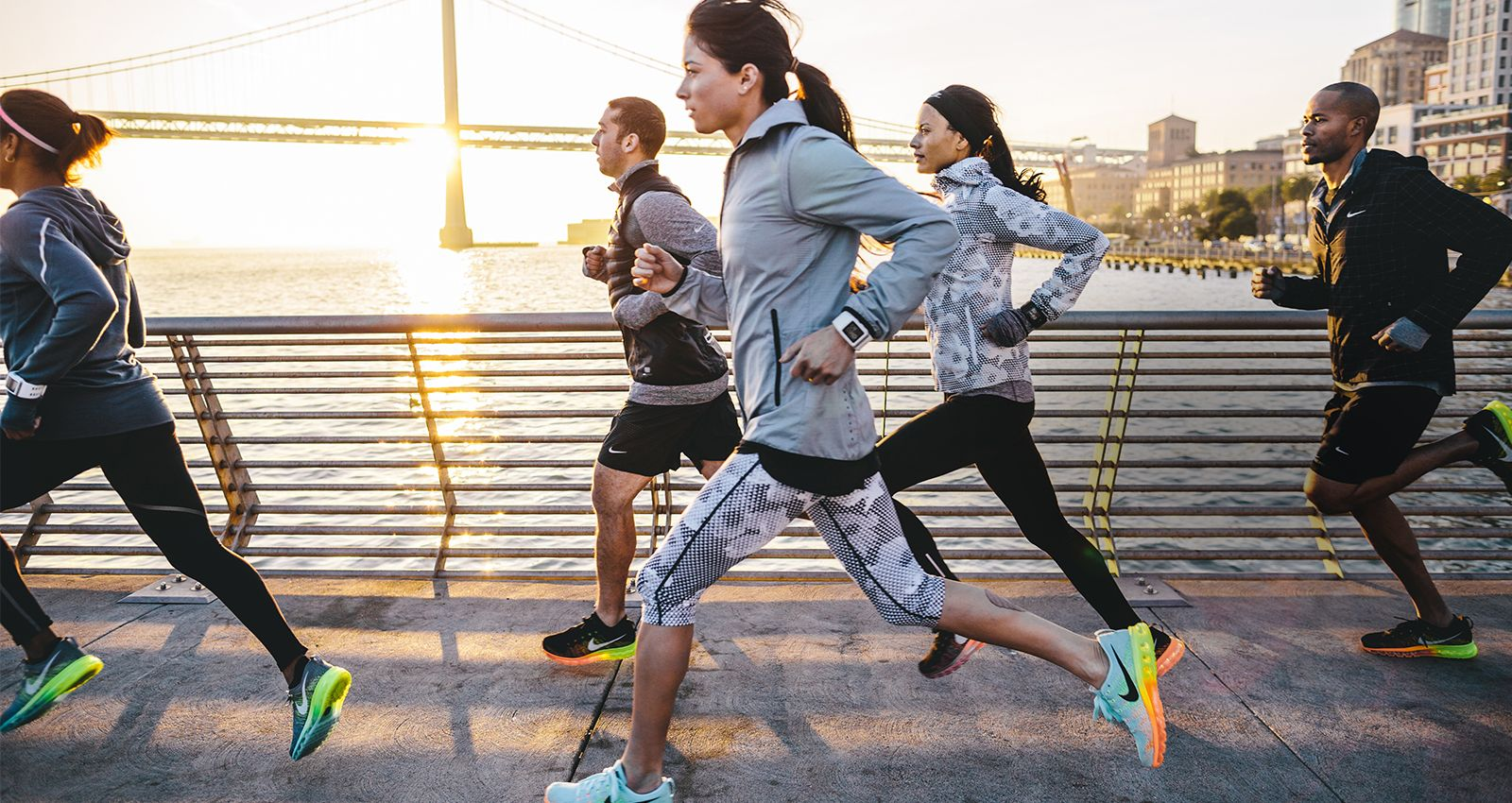 Nike leads the fitness market in Australia.