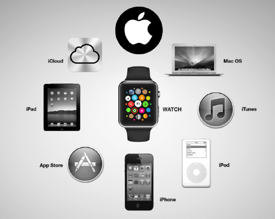 Apple leads the way with their App store however it is a closed eco-system only accessible for those with Apple devices.