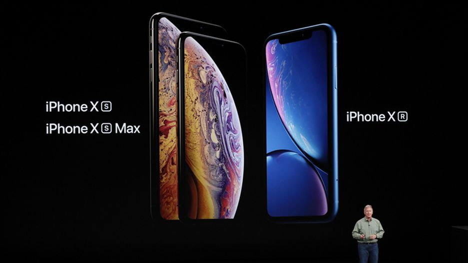 Three brand new phones will replace the iPhone X.